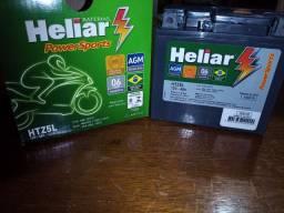 Bateria de Moto 12v 4Ah Heliar