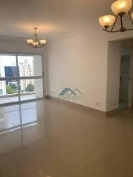 Apartamento com 3 dormitórios para alugar, 82 m² por R$ 3.000,00/mês - Edifício Monte Carl