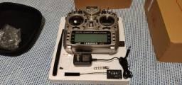 Rádio Frsky X9D Plus em estado de novo