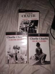 DVD Clássicos Charlie Chaplin