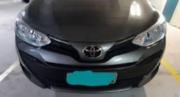 Toyota YARIS SEDÃ XS AUTOMÁTICO 2019