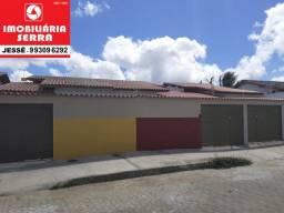JES 010. Vendo casa nova em Macafé Serra Sede com 70M²
