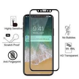Película vidro 3d iPhone