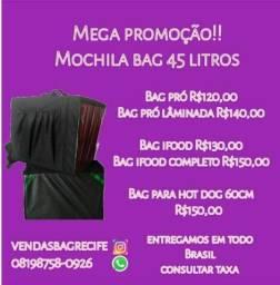 Bags fazemos entrega para todo Brasil