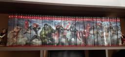 Coleção Salvat - Os Heróis Mais Poderosos Da Marvel