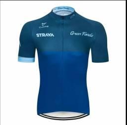 Roupa de ciclismo camisa