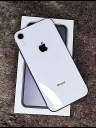 iPhone XR 64g Branco Lacrado