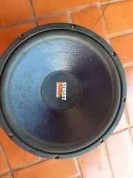 Street Bass 15 polegadas 300 RMS - Roxo