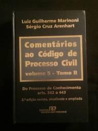 Comentários ao Código de Processo Civil - Vol. 5, tomo II - Marinoni e Arenhart
