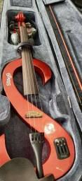 Violino Stagg Elétrico