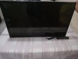 TV LCD PANASONIC 43 POLEGADAS