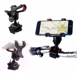 Suporte Celular para bicicleta e moto