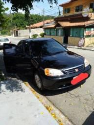 Honda Civic modelo 2002