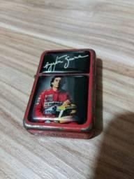 Isqueiro Ayrton Senna Raridade