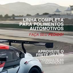 LINHA COMPLETA PARA POLIMENTOS AUTOMOTIVOS