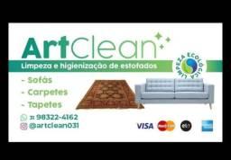 Limpeza a seco em Ipatinga e região