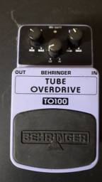 Pedal tube overdrive