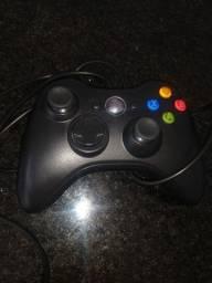 Controle com fio de Xbox slim
