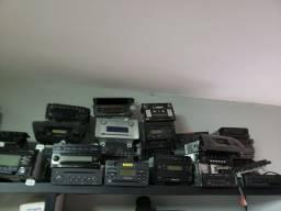Diversos rádios originais