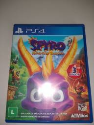 Título do anúncio:  Jogos PS4 Vendo ou troco.