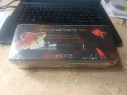 Refratômetro salinidade