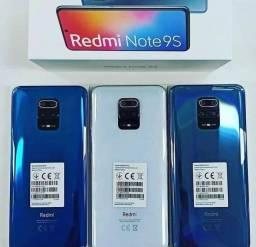 Xiaomi Redmi Note 9S 128Gb 6Gb Ram Novo Lacrado