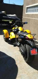 Triciclo Can am spyder RS 990