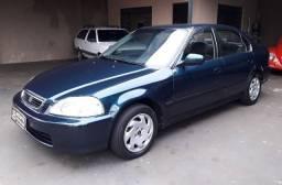Civic 1998 Automatico - Parcelamos no Cartao