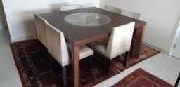 Promoção Sala de Jantar Completa * 06 cadeiras + Aparador + Mesa