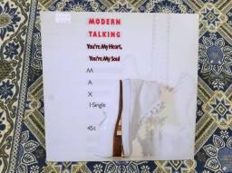 LP Modern Talking Single Importado Alemanha / 1984