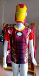Blusas Super Heróis