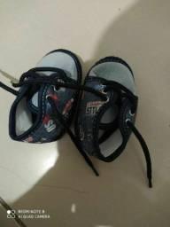 Sapato e sandálias