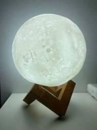 Luminária de Lua
