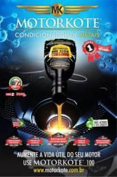 Aplicação de Motorkote(motor e ar condicionado)