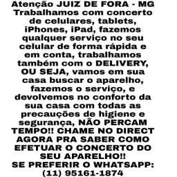 iPhone- Assistência técnica em celulares