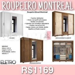 Guarda roupa Montreal /Guarda roupa Montreal /Guarda roupa Montreal Montreal