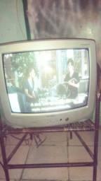 Televisão de tubo 20
