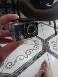 Camera de moto vlog 180 reais