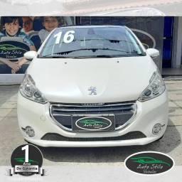 Peugeot 208 Griffe, 2016, 1.6 ,Flex, Completo