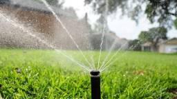 Poços semi artesiano e cisternas para irrigação de jardins