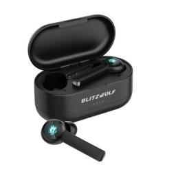 Fone Bluetooth Blitzwolf BW-FLB2 12x Cartão