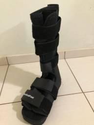 Bota imobilizadora ortopédica adulto