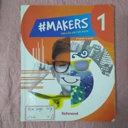 Livro: Makers 1 English on the move