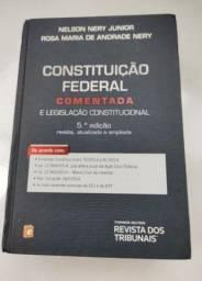 Livro da Constituição Federal Comentada