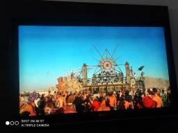 Tv 42 lcd LG  top, não é smartv mas tem cromecast
