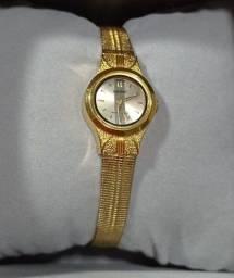 Relógio Orient Clássico Dourado