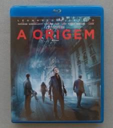 Blu-ray A Origem - 2 Discos/Duplo (Dublado/Original)