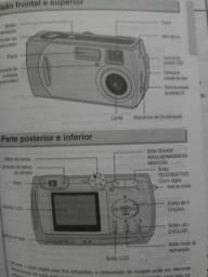 Câmera digital Sansung Digimax 301