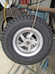 Roda Completa para Carretinha