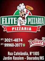 Pizza promoção